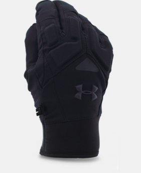 New Arrival  Men's UA ColdGear® Infrared Scent Control 2.0 Primer Gloves  2 Colors $79.99