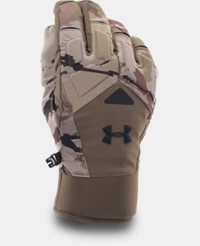 New Arrival  Men's UA ColdGear® Infrared Scent Control 2.0 Primer Gloves   $79.99