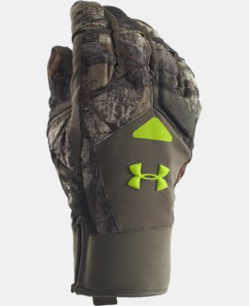 New to Outlet Men's UA ColdGear® Infrared Scent Control 2.0 Primer Gloves  1 Color $52.99