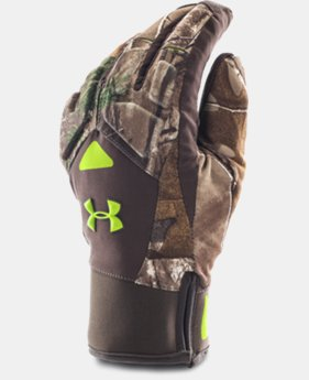 Men's UA ColdGear® Infrared Scent Control 2.0 Primer Gloves  3 Colors $69.99