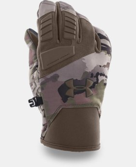 New Arrival  Men's UA ColdGear® Infrared Speed Freek Gloves  2 Colors $64.99