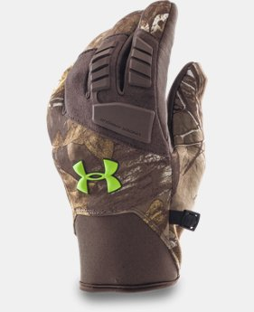 Men's UA ColdGear® Infrared Speed Freek Gloves  1 Color $31.99