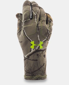 Men's UA Scent Control Gloves