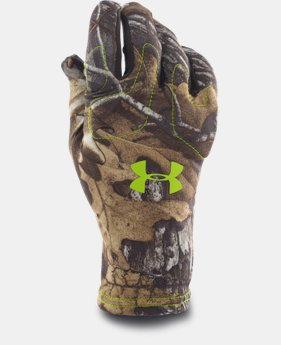 Men's UA Scent Control Gloves  1 Color $29.99