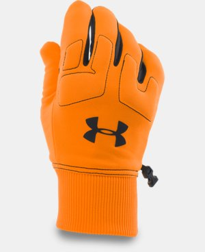 Men's UA Scent Control Armour® Fleece Gloves LIMITED TIME: FREE U.S. SHIPPING 4 Colors $20.24 to $26.99