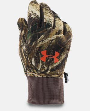 Men's UA Scent Control Armour® Fleece Gloves LIMITED TIME: FREE SHIPPING  $29.99