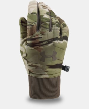 Men's UA Scent Control Armour® Fleece Gloves LIMITED TIME: FREE U.S. SHIPPING 2 Colors $20.24 to $26.99