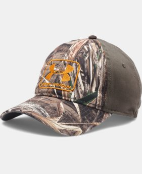 Men's UA Camo Stretch Fit Cap   $29.99