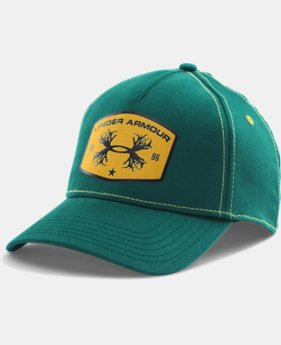 Men's UA Antler Patch Cap