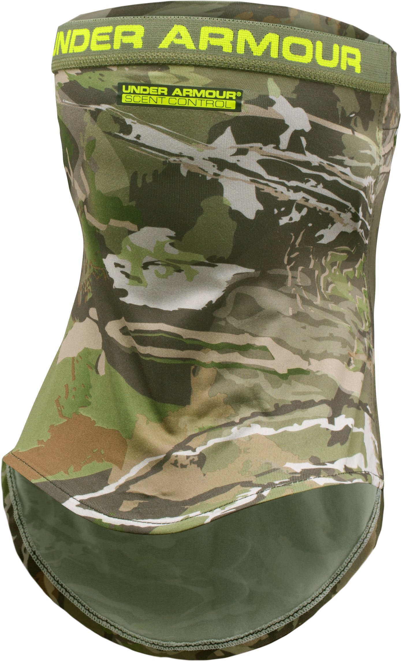 UA Scent Control Hunt Mask, RIDGE REAPER® FOREST,