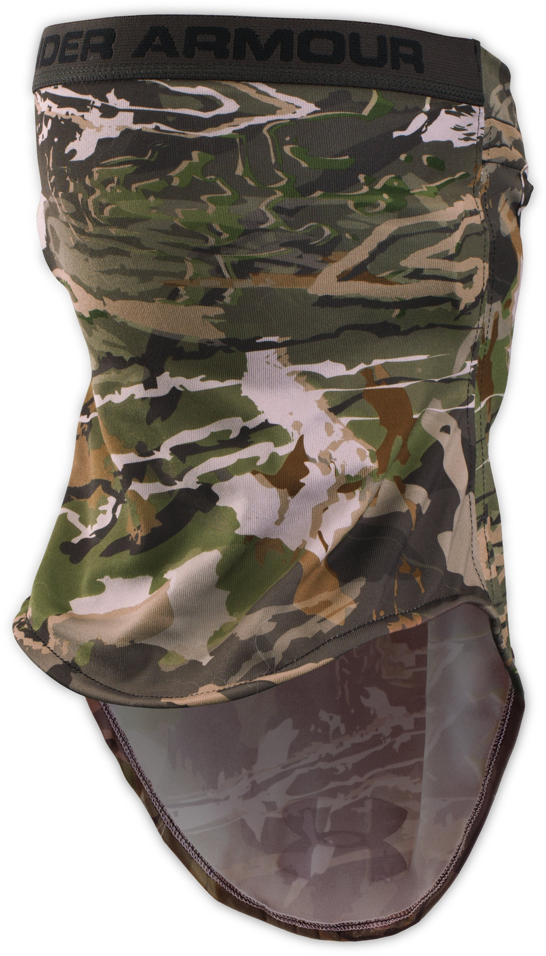 UA Scent Control Hunt Mask, RIDGE REAPER® FOREST