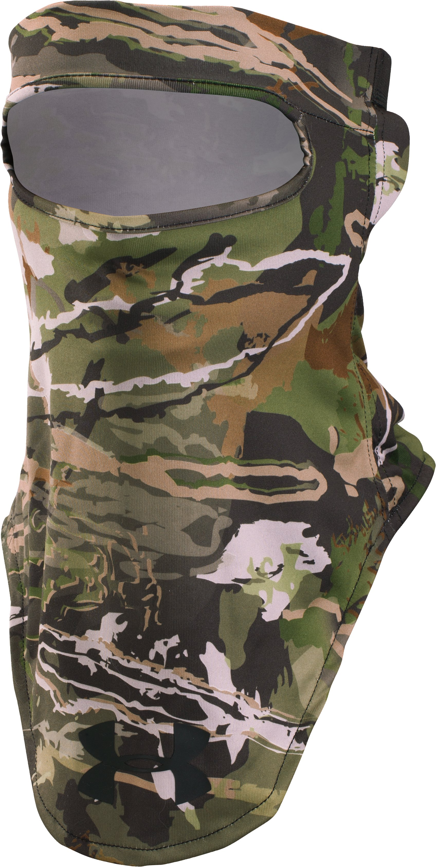 Men's UA Scent Control Hunt Mask, RIDGE REAPER® FOREST, zoomed image