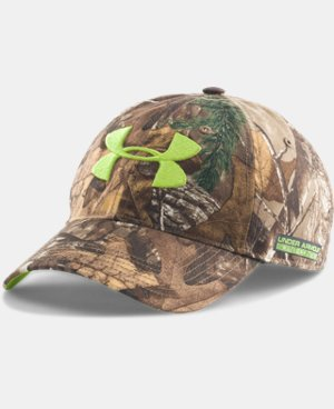 Boys' UA Scent Control Cap LIMITED TIME: FREE SHIPPING 1 Color $29.99