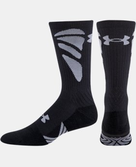 Men's UA Army Of 11 Crew Socks