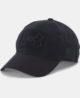 Men's UA Tactical Patch Cap  3 Colors $16.99 to $19.99