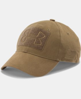 Men's UA Tactical Patch Cap  1  Color Available $26.24
