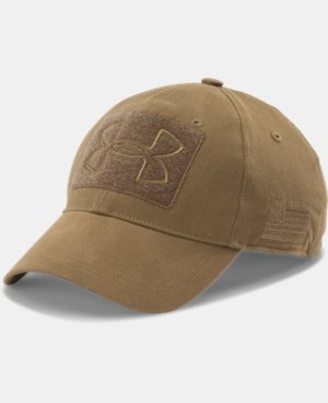 New Arrival  Men's UA Tactical Patch Cap  1 Color $34.99