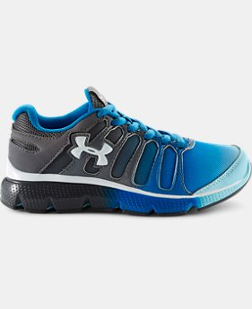 Boys' Pre-School UA Pulse II Fade Running Shoes
