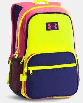 Girls' UA Great Escape Backpack