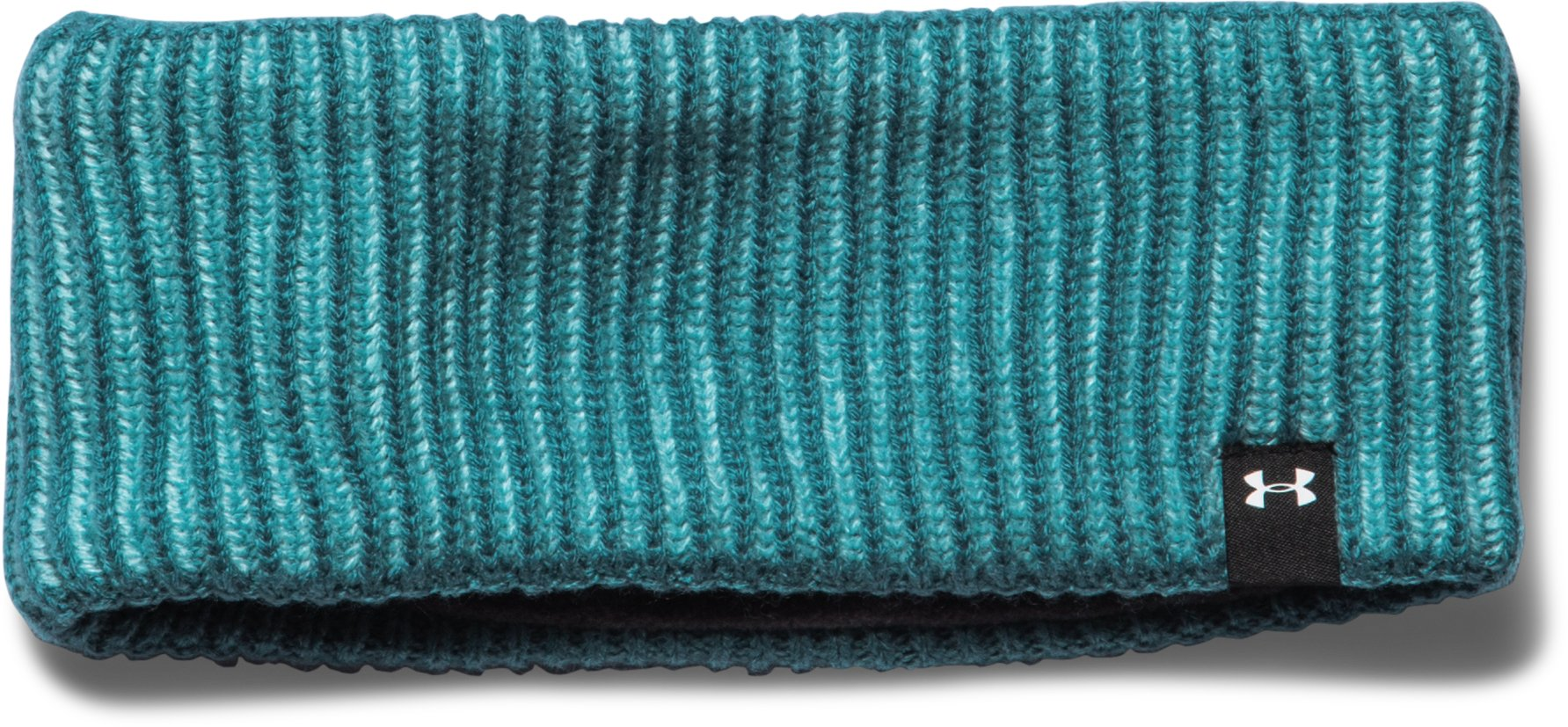 Women's UA On & Off Winter Headband, MONTANA TEAL