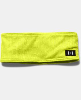Women's UA Cozy Headband  1 Color $17.99