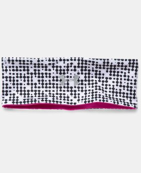Women's UA Layered Up Reversible Headband