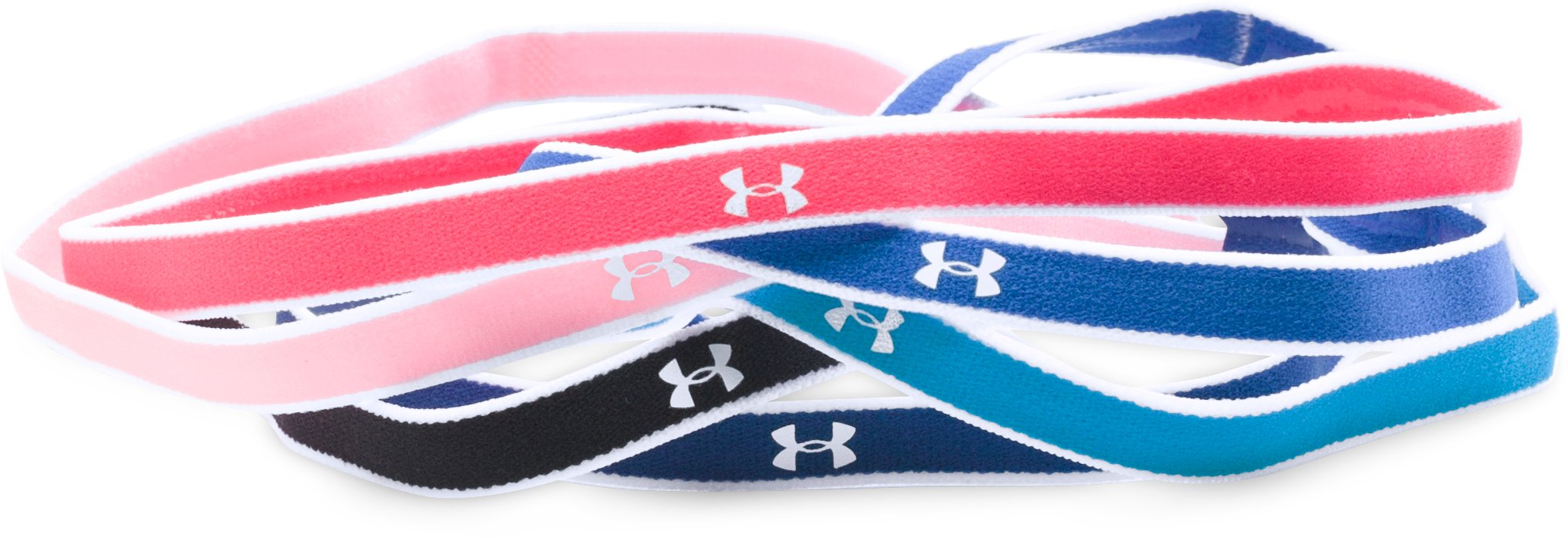 Women's UA Mini Headbands, COBALT,
