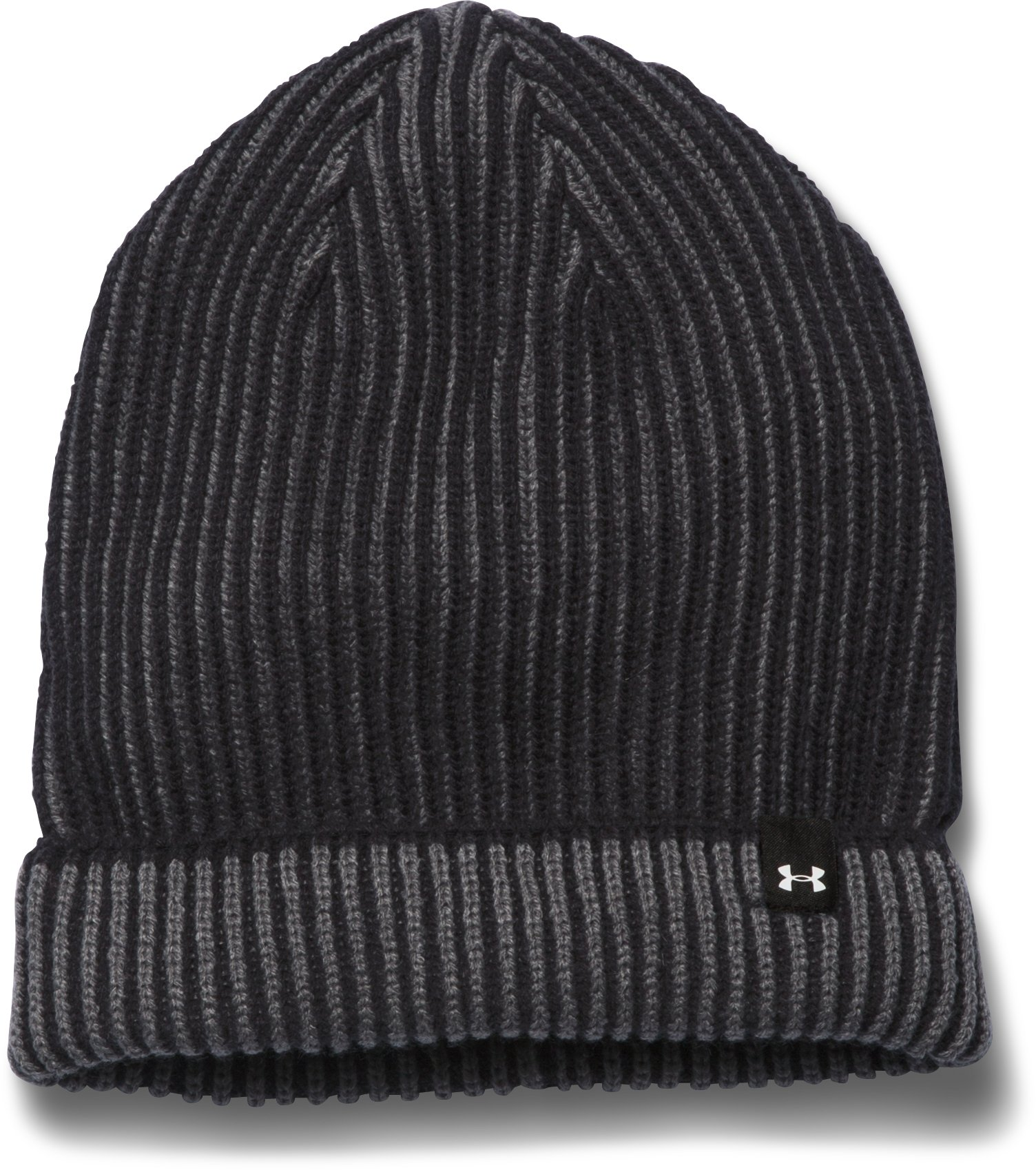 Women's UA On & Off Beanie, Black ,