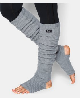 Women's UA On & Off Legwarmers LIMITED TIME: FREE U.S. SHIPPING 1 Color $34.99