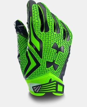 Men's UA Swarm Football Gloves  1 Color $31.49