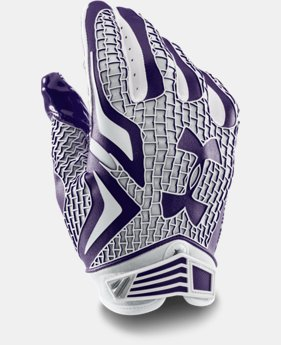 Men's UA Swarm Football Gloves  2 Colors $29.99 to $37.99