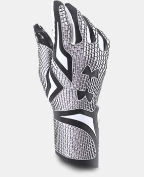 Men's UA Highlight Football Gloves  1 Color $35.99 to $44.99