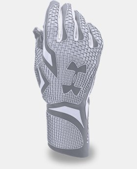 Men's UA Highlight Football Gloves  1 Color $33.74 to $35.99