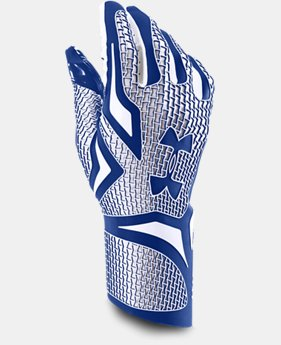 Men's UA Highlight Football Gloves LIMITED TIME: FREE U.S. SHIPPING 1 Color $26.99 to $44.99