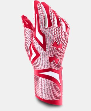 Men's UA Highlight Football Gloves  1 Color $26.99 to $33.74