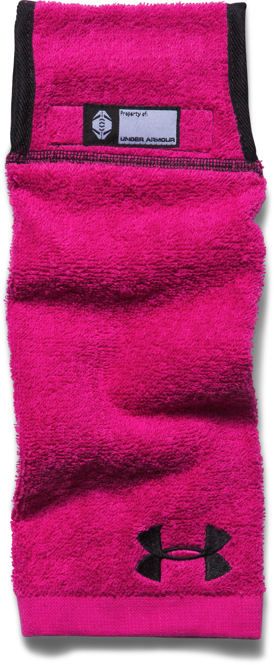 UA Undeniable Player Towel, Tropic Pink, zoomed image