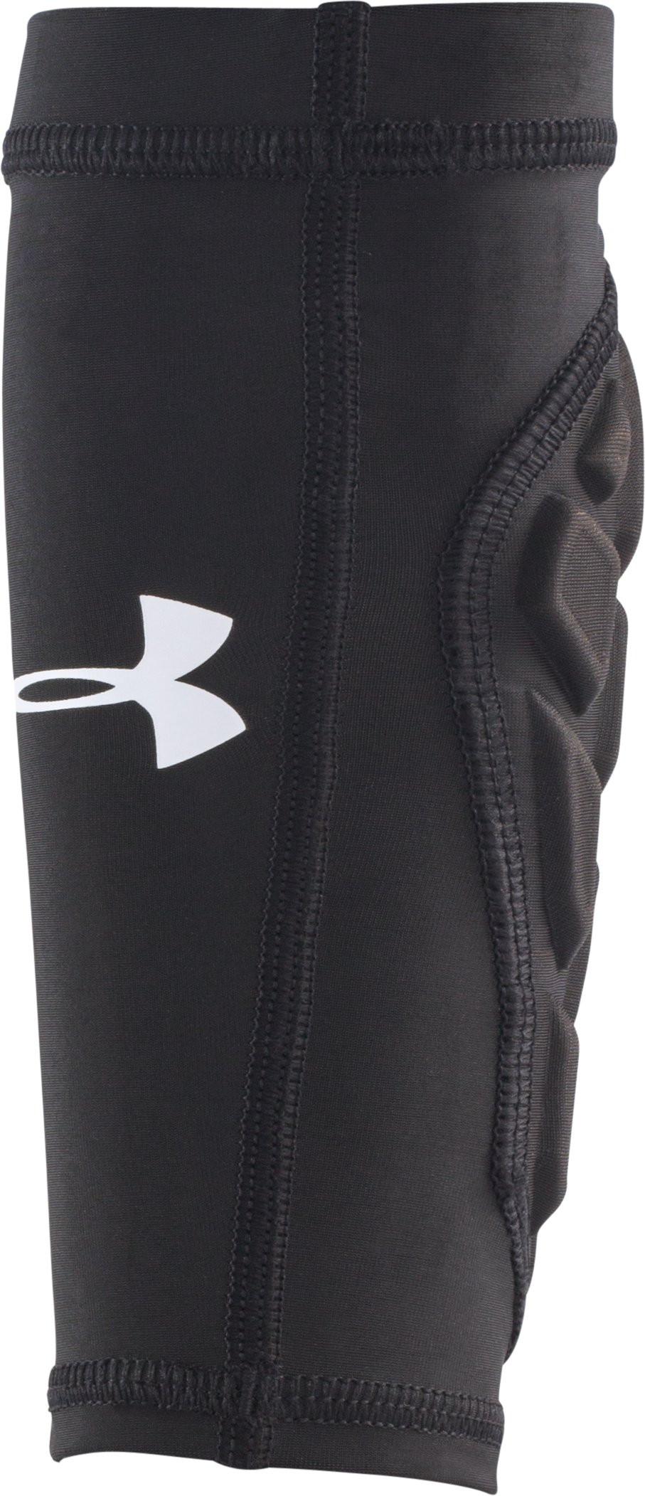 Kids' UA Padded Forearm Shiver, Black , undefined