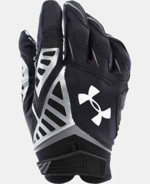 Men's UA Nitro Warp II Football Gloves  1 Color $25.49