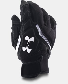 Men's UA Combat IV Football Gloves  1 Color $41.99