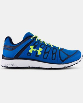 Men's UA Micro G® Pulse II Grit Trail Running Shoes  1 Color $59.99