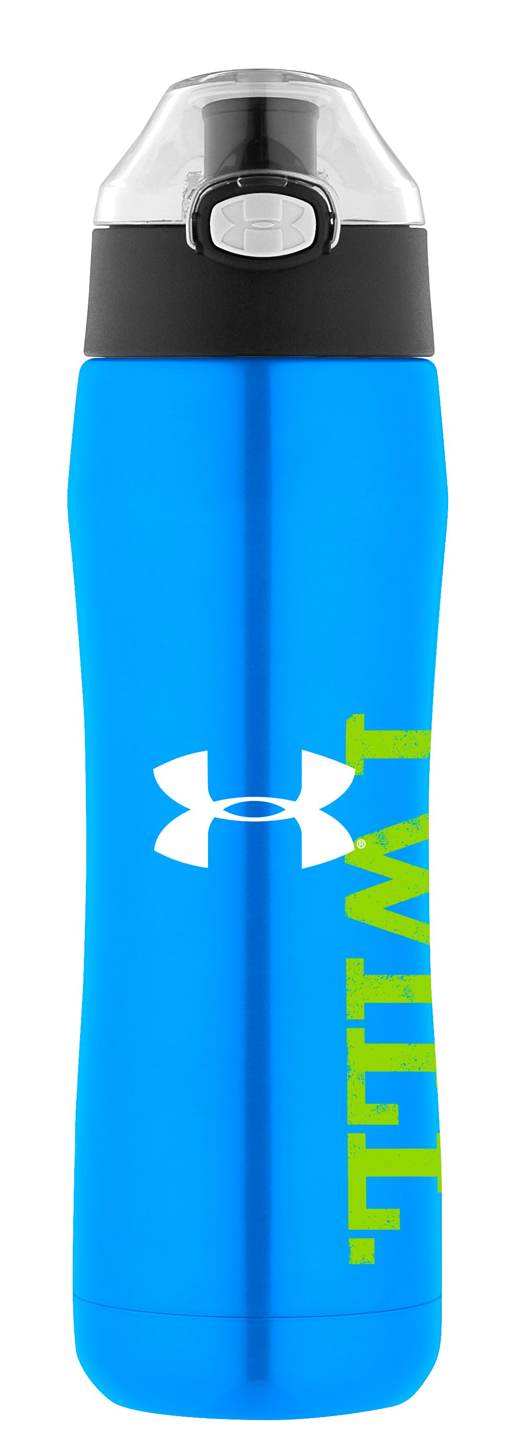 UA 18 oz. Vacuum-Insulated Water Bottle, ELECTRIC BLUE