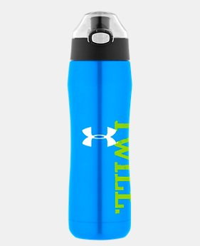 UA 18 oz. Vacuum-Insulated Water Bottle  1 Color $20.99