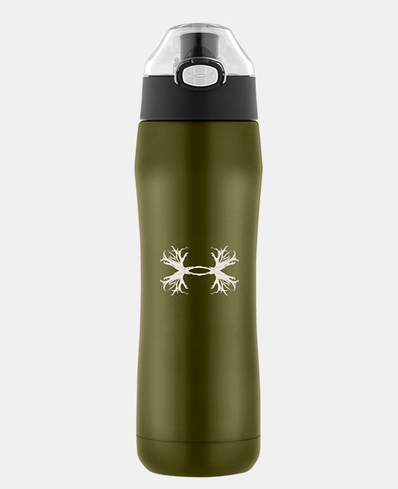 Beyond 18 oz. Vacuum Insulated Antler Logo Water Bottle   $15.74