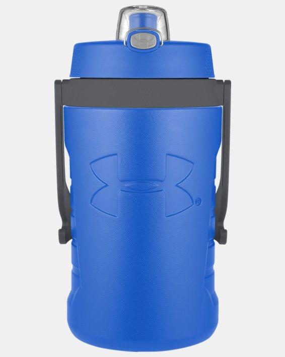UA Sideline 64 oz. Water Bottle, Blue, pdpMainDesktop image number 0