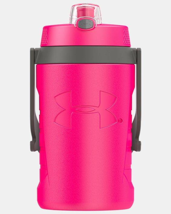 UA Sideline 64 oz. Water Bottle, Pink, pdpMainDesktop image number 0