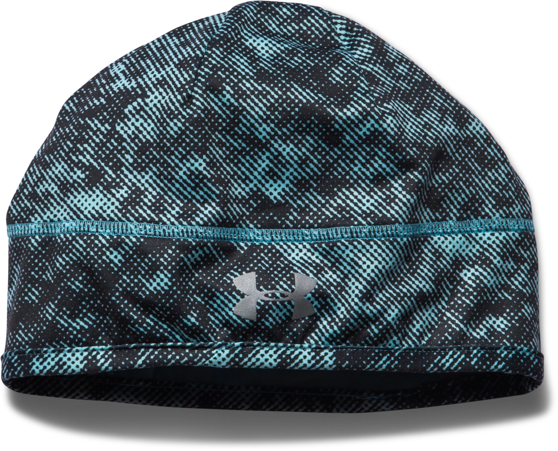 Women's UA Layered Up Beanie, Veneer, undefined