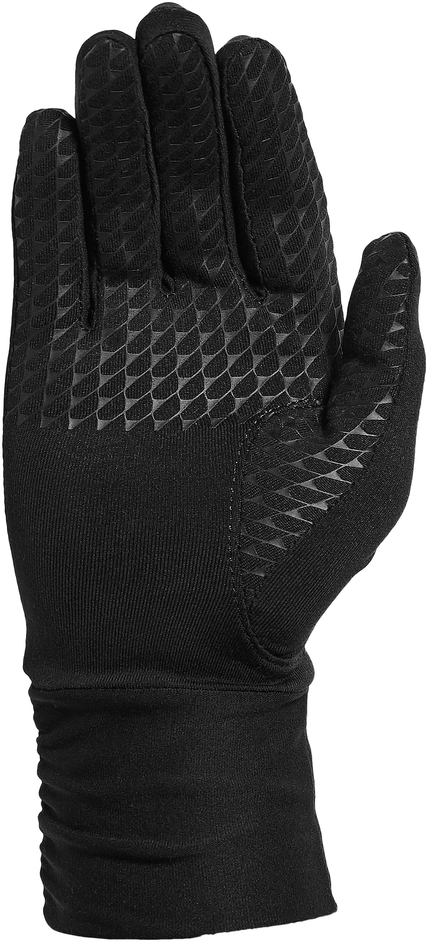 Women's UA Layered Up! Liner Glove, Black ,