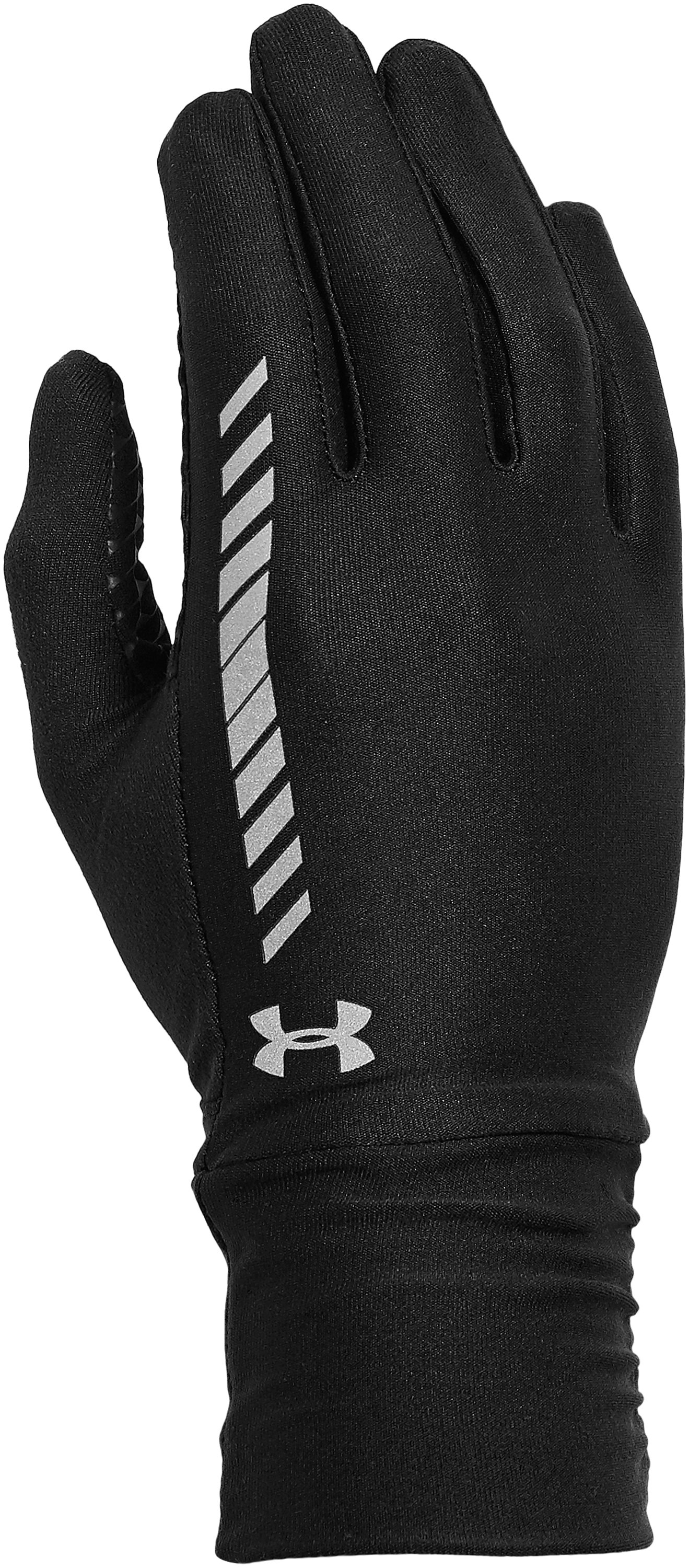 Women's UA Layered Up! Liner Glove, Black