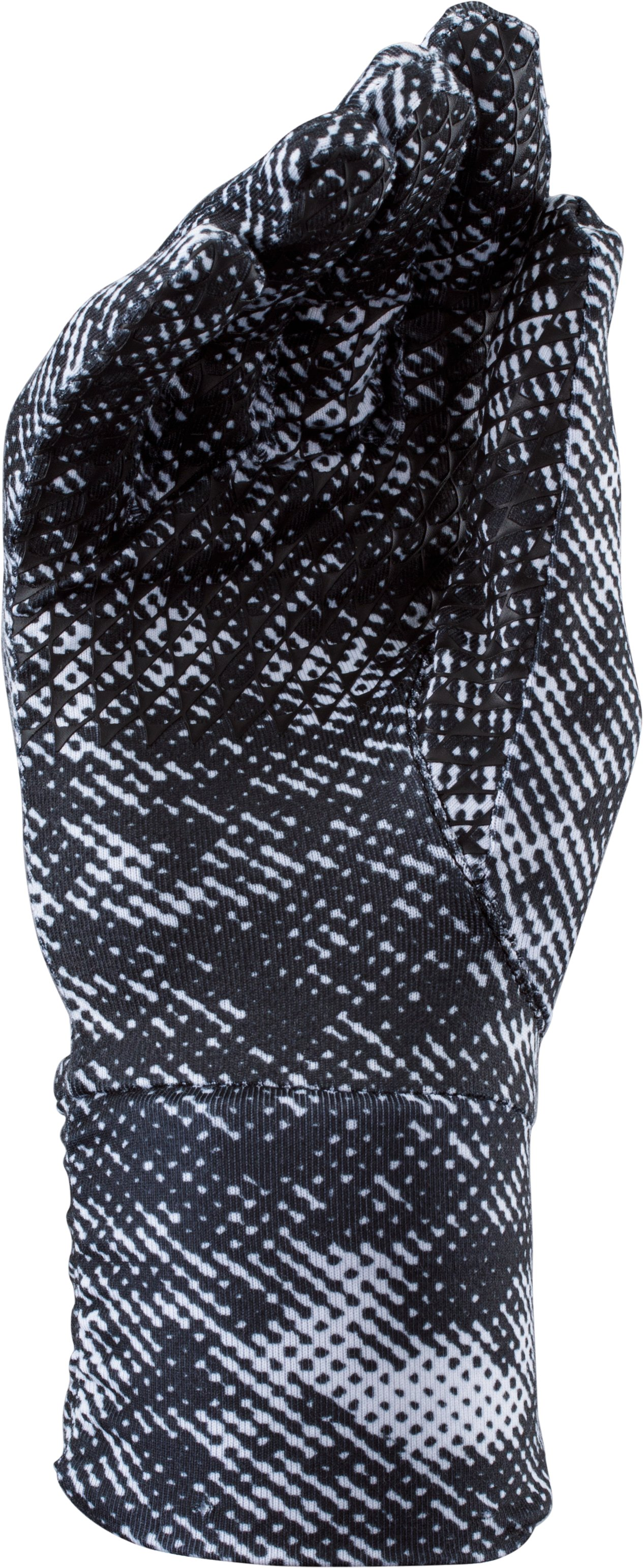 Women's UA Layered Up! Liner Glove, Black , undefined