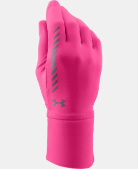 Women's UA Layered Up! Liner Glove  2 Colors $14.99 to $18.99
